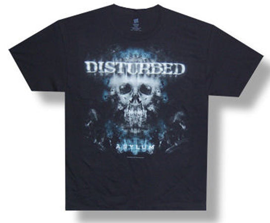 Disturbed Silent  Hill Tour t-shirt