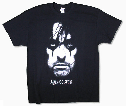 Alice Cooper - Portrait-World Tour 2015 - Black T-shirt