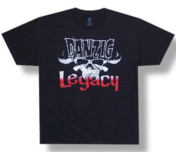 Danzig-Legacy October Tour t-shirt
