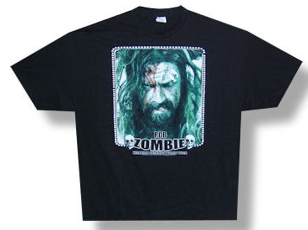 Rob Zombie Deluxe tour t-shirt