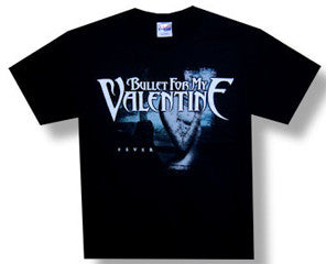 Bullet For My Valentine Fever 2010 Tour t-shirt