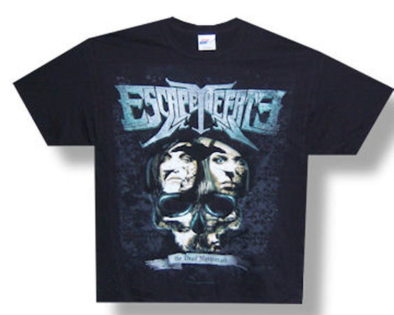 Escape the Fate Brain Dead Tour Backprint t-shirt