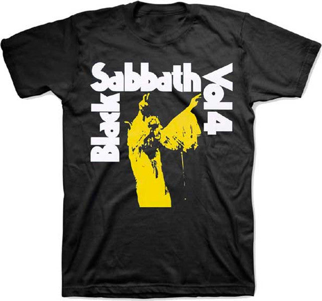 Black Sabbath  Vol 4 t-shirt