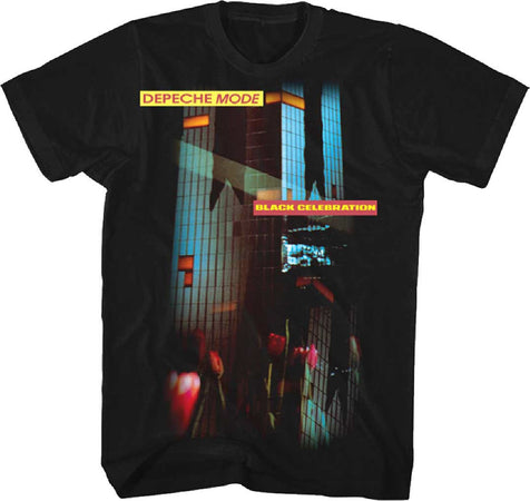 Depeche Mode Celebration t-shirt