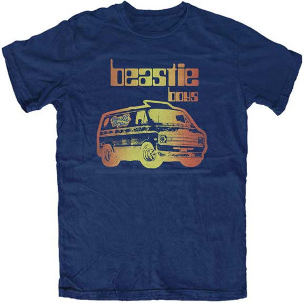 Beastie Boys Van Art Navy t-shirt