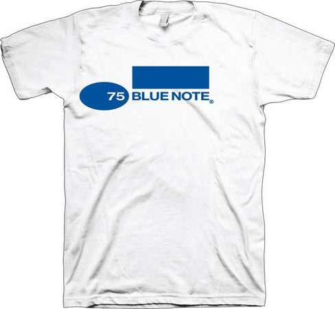Blue Note Records  Finest Jazz 1975 White t-shirt