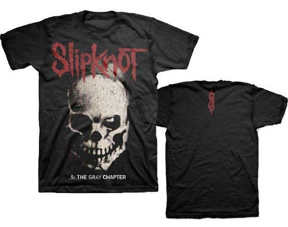 Slipknot  Skull and Tribal Black t-shirt
