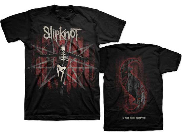 Slipknot  The Grey Chapter Black t-shirt