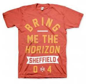 Bring Me The Horizon Big Text t-shirt