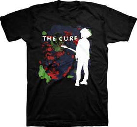 The Cure Boys Don't Cry-Black T-shirt