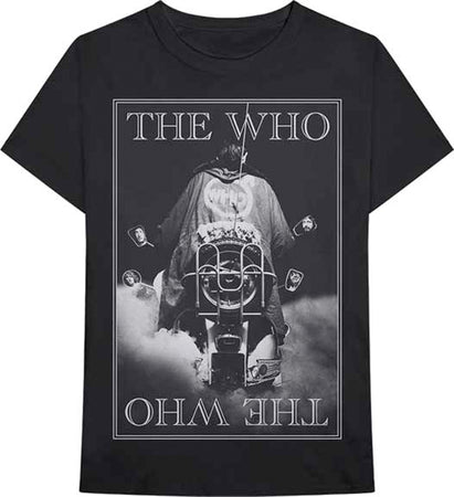 The Who - Quadrophenia - Black t-shirt