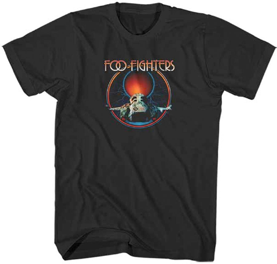 Foo Fighters - Red Moon - Black Lightweight t-shirt