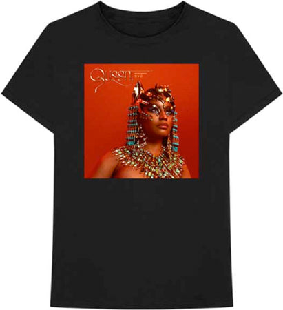 Nicki Minaj - Censored Album Cover - Black t-shirt