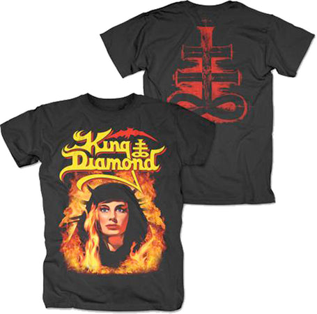King Diamond - Fatal Portrait - Black t-shirt