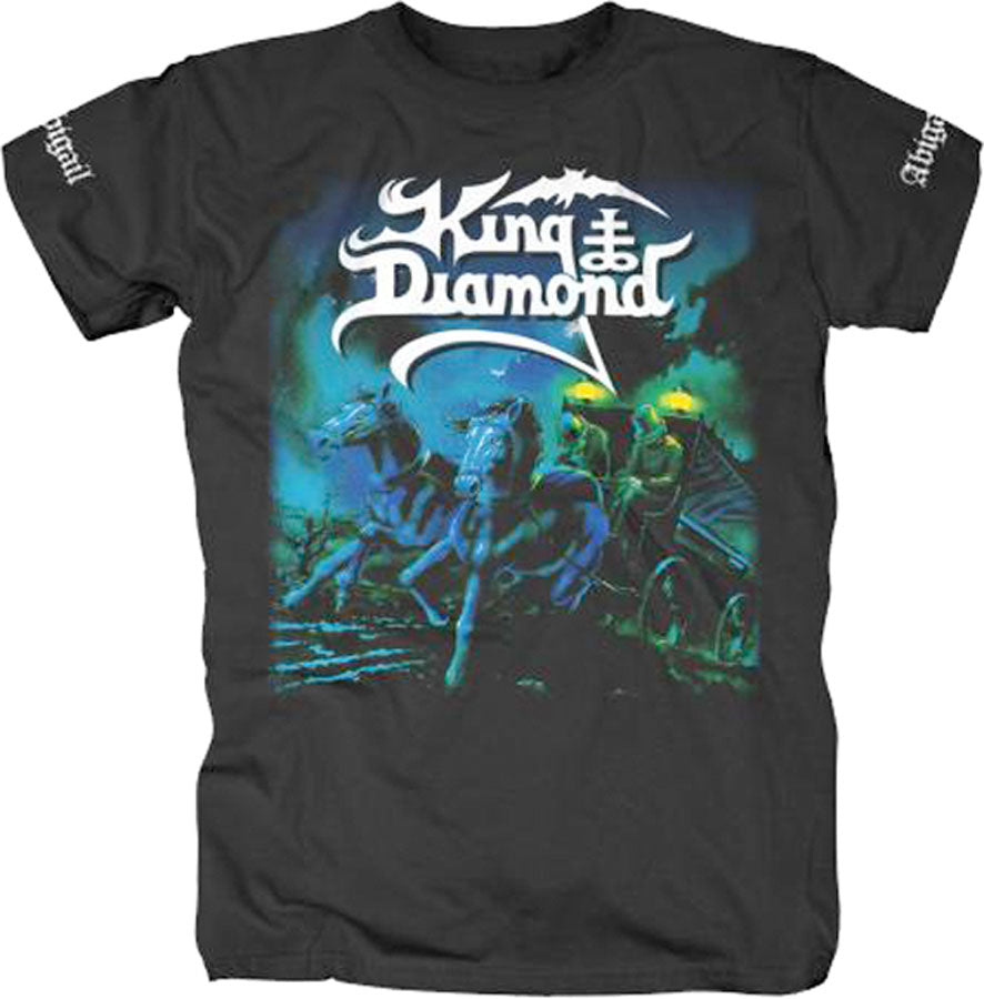 King Diamond - Abigail - Black t-shirt