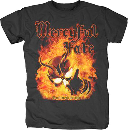 Mercyful Fate - Don't Break The Oath - Black t-shirt