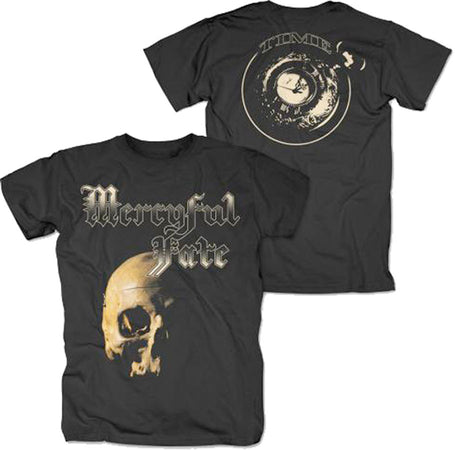 Mercyful Fate - Time - Black t-shirt