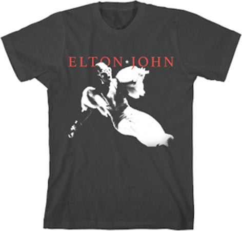 Elton John - Homage #5 - Black t-shirt