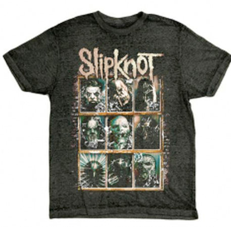 Slipknot  - Windows - Black t-shirt
