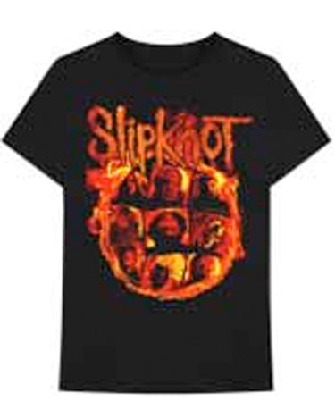 Slipknot  - Fire-We Are Not Your Kind - Black t-shirt