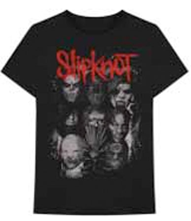 Slipknot  - We Are Not Your Kind -Grey and Red- Black t-shirt