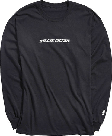 Billie Eilish - Logo - Longsleeve Black t-shirt