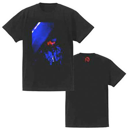 The Weeknd - Starboy P1 - Black t-shirt