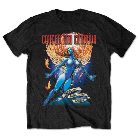 Coheed and Cambria - Ambelina - Black t-shirt