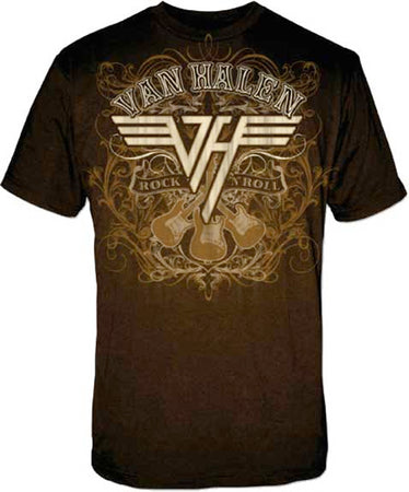 Van Halen Rock and Roll t-shirt