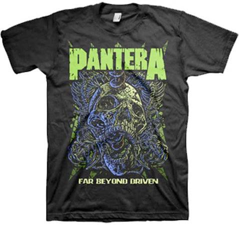 Pantera - Far Beyond Driven - Black t-shirt
