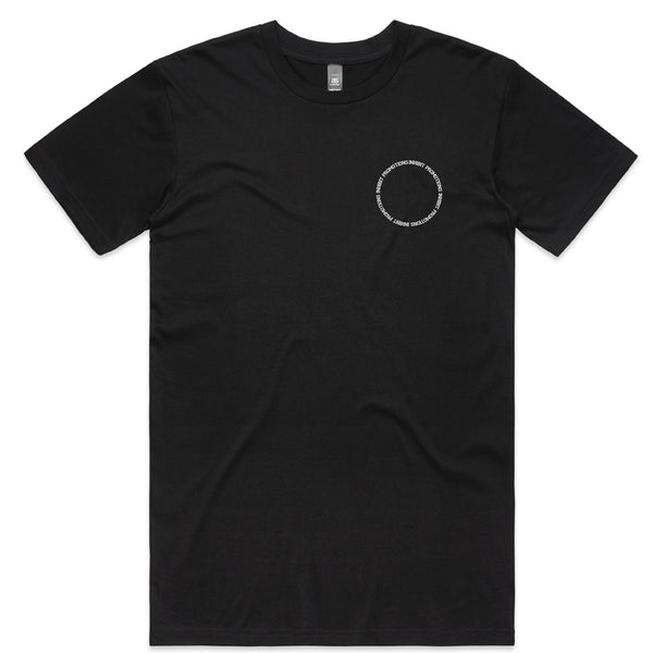 Inhibit Promotions Circle Tee
