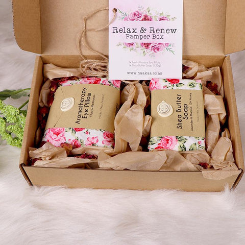 Relax & Renew Pamper Gift Box
