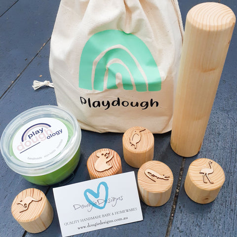 Dougie Designs Playdough Pack