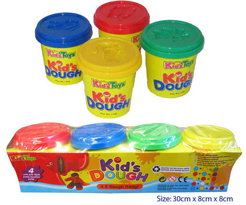 Kid's Dough 4x140g