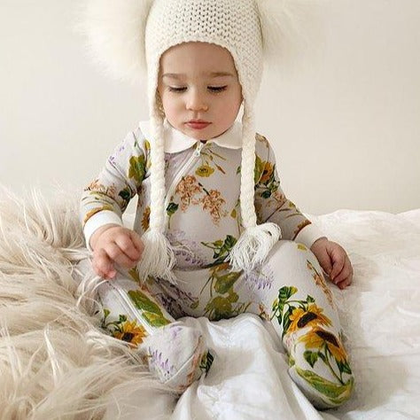 Bambino & Bundles Peter Pan Jumpsuit