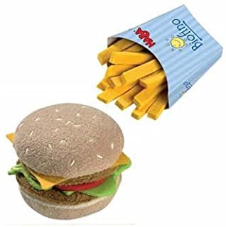 HABA Biofino Hamburger & French Fries