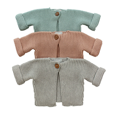 DLUX Elf Knitted Baby Cardigan