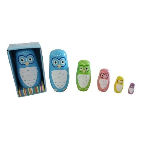 Fun Factory Owl Nesting Doll