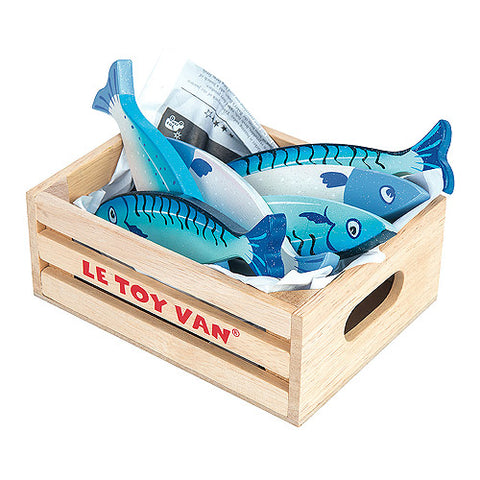 Le Toy Van Market Crate Fish
