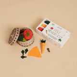 Olli Ella Felt Vegetables Craft Set