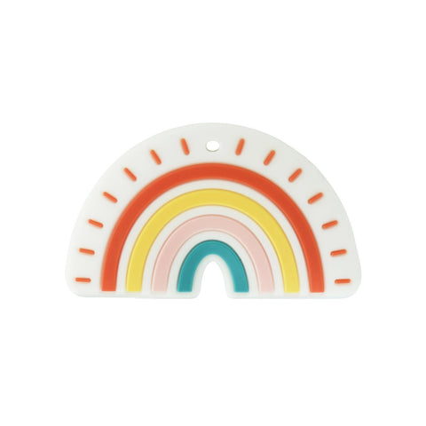 OB Designs Rainbow Teether