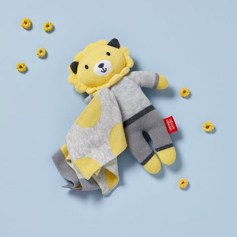 Weegoamigo Knit Toy & Blanket Lovie Set