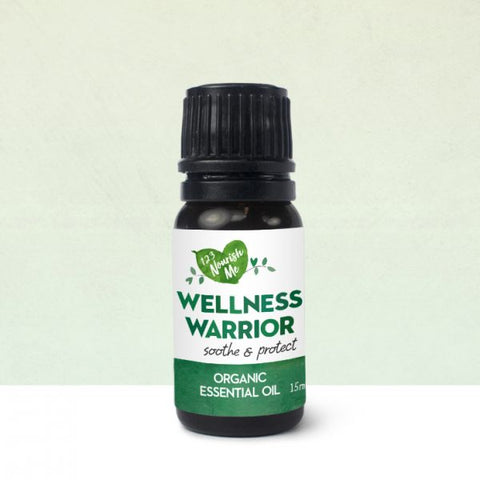 123 Nourish Me Wellness Warrior Essential Oil 15ml