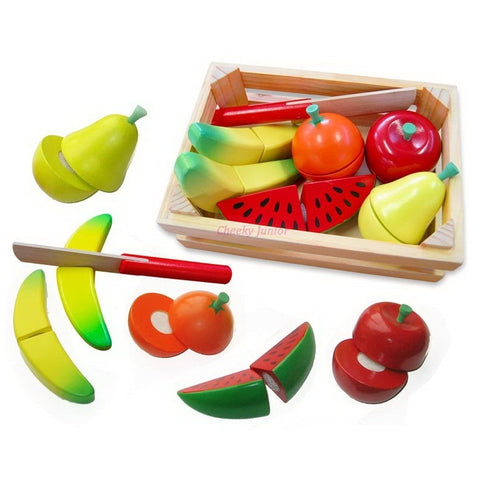Fun Factory Cutting Fruit