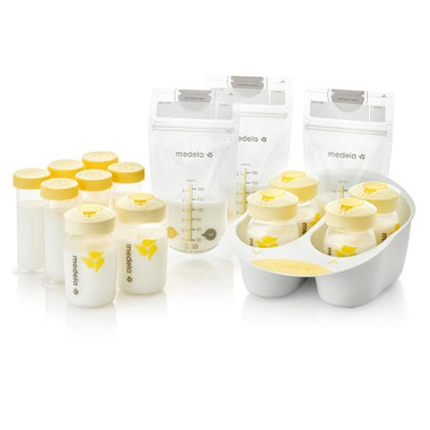 Medela Breast Milk Storage Solution