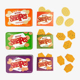 Iconic Arnott's Shapes