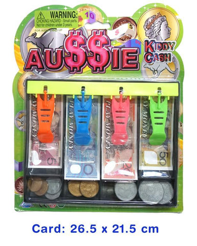 Aussie Kiddy Cash Play Money