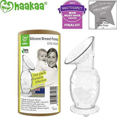 Haakaa Silicone Breast Pump (Gen 2) 150ml