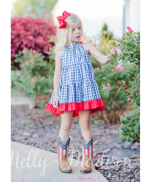 American Girl Penelope Dress