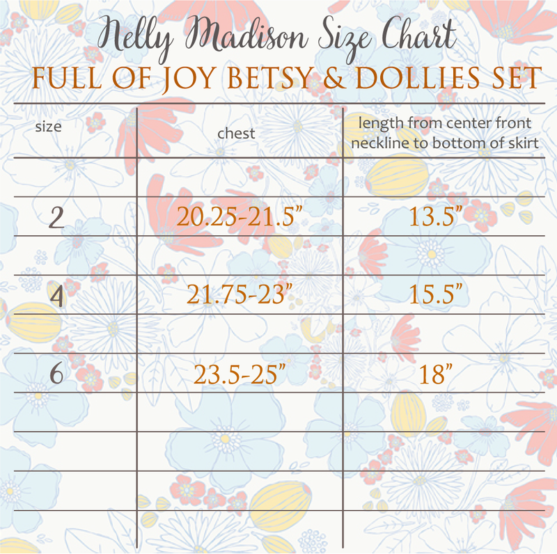 Full Of Joy Betsy Tunic Set
